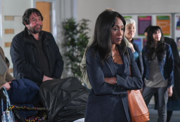 Viewers have also seen Denise struggle to obtain emergencyfunds from the job
