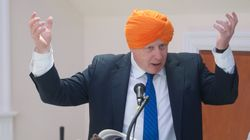 Boris Johnson Tackled By Sikh Woman After Referring To Alcohol At Bristol