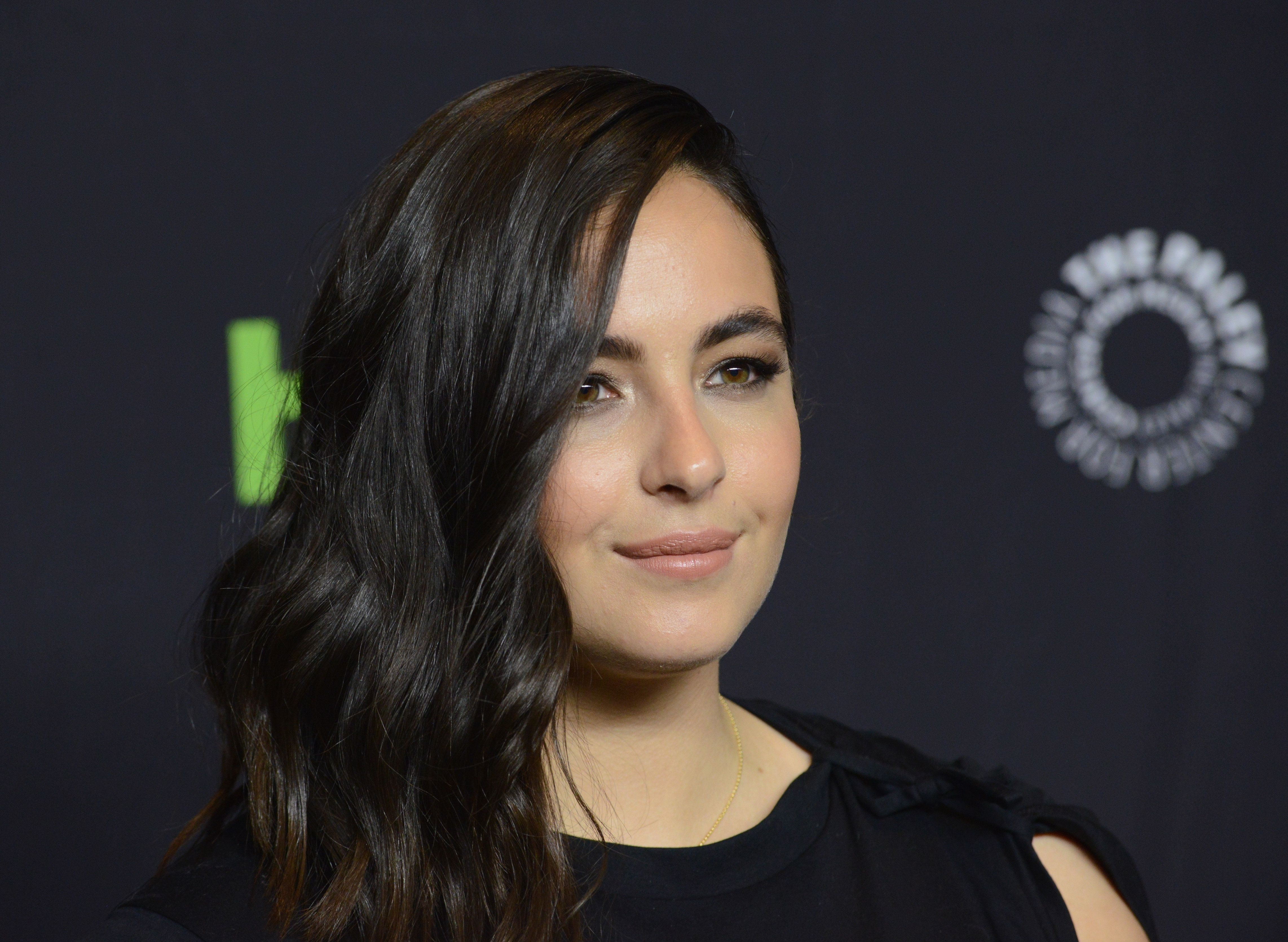 HOLLYWOOD, CA - MARCH 17:  Actress Alanna Masterson at The Paley Center For Media's 34th Annual PaleyFest Los Angeles - Opening Night Presentation: 'The Walking Dead' held at Dolby Theatre on March 17, 2017 in Hollywood, California.  (Photo by Albert L. Ortega/Getty Images)