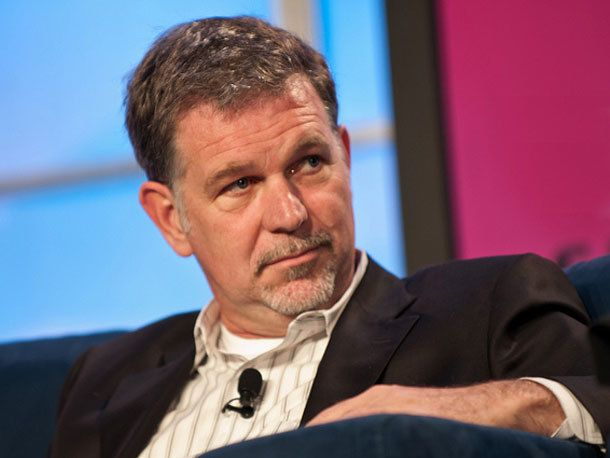 Netflicks CEO Reed Hastings, who lives in Santa Cruz,  donated  close to $5 million since last September to the California Ch