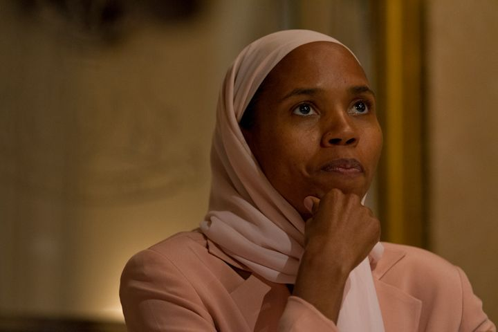 Dr. Jamila Karim is the first Muslim professor of religious studies at Spelman college. She is an award winning author and ea