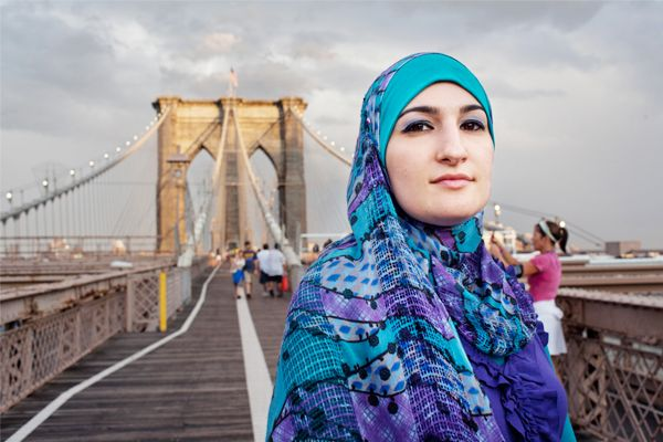 Linda Sarsour is a Palestinian-American Civil Rights Activist. Sarsour made her mark this year when she co-organized the Wome