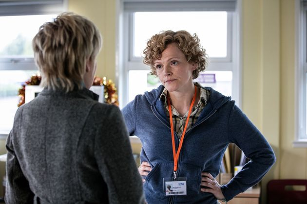 Sara Rowbotham (Maxine Peake)'s frustration was
