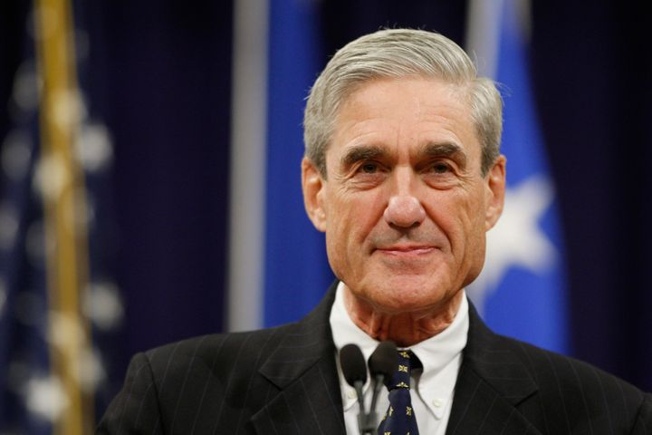 Robert Mueller led the FBI for 12 years.