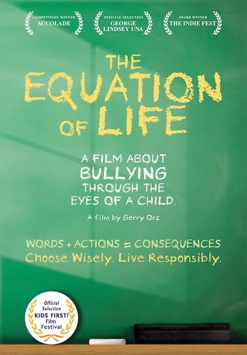"""Orz's award-winning film """"The Equation of Life"""" reveals the reality of bullying from all sides."""