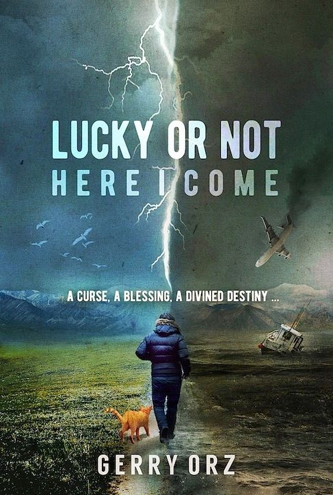 """Orz's first novel """"Lucky Or Not - Here I Come"""" is set to be released in summer of 2017"""