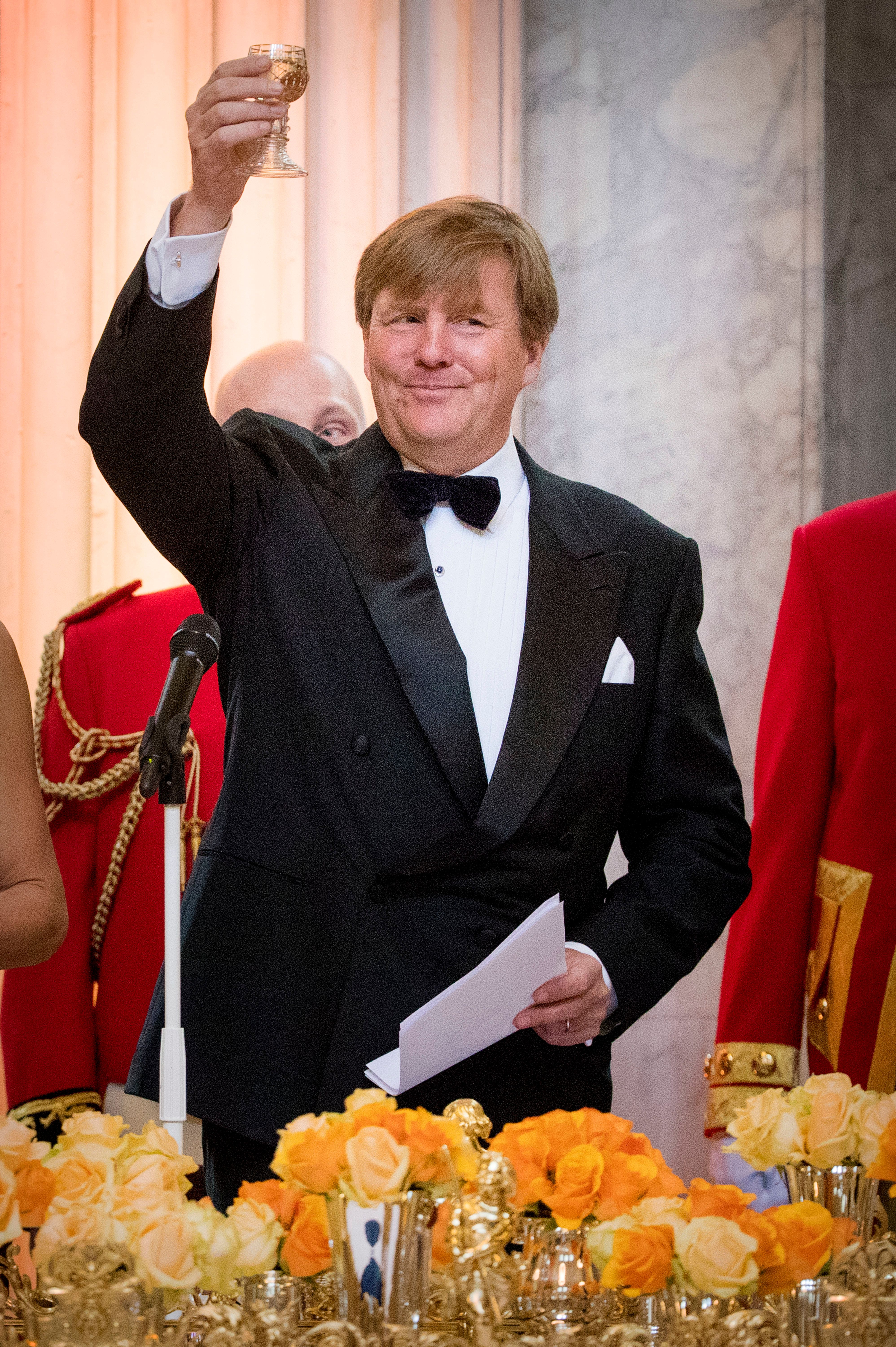 Dutch King Willem-Alexander has been co-piloting commercial planes since 2001, he recently confirmed.