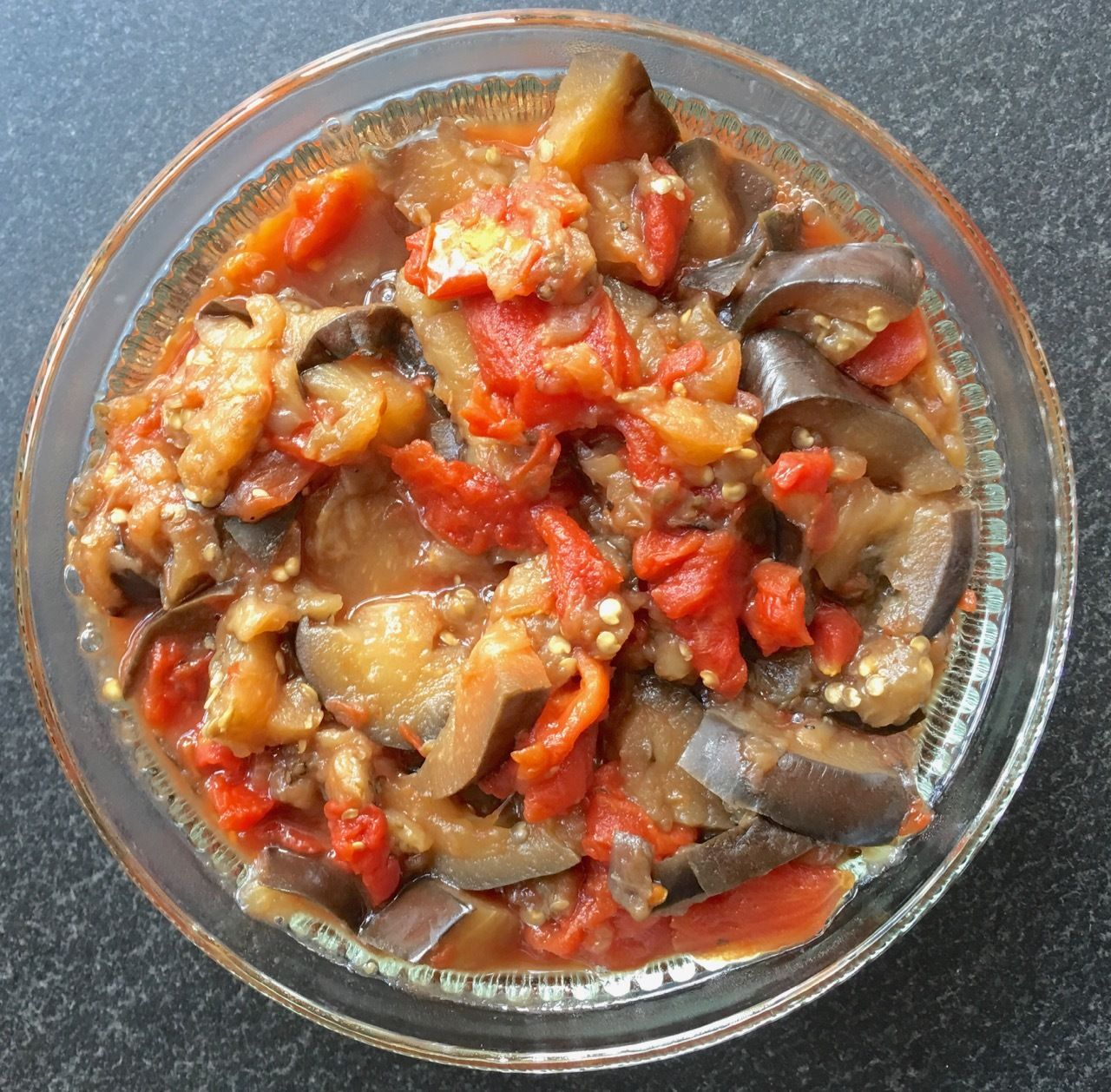 kitchen boss eggplant caponata%0A Layne Lieberman