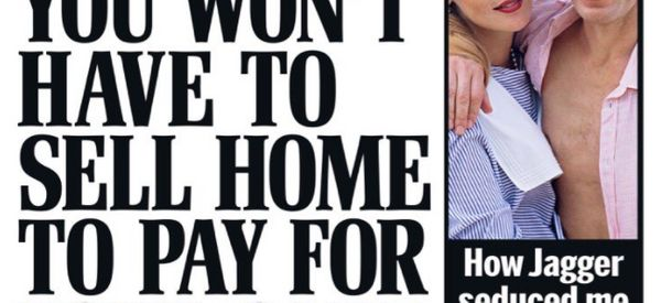 Daily Mail Front Page On Tory Manifesto Attacked For Changing Tune On 'Death Tax'