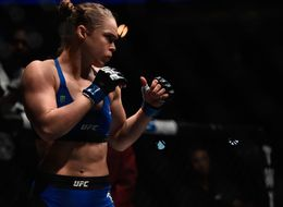 Ronda Rousey On Why She'd Rather Have Scarred Hands Than Perfect Nails