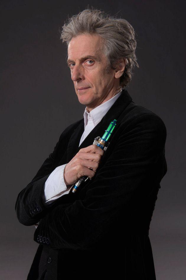 Peter Capaldi is leaving 'Doctor