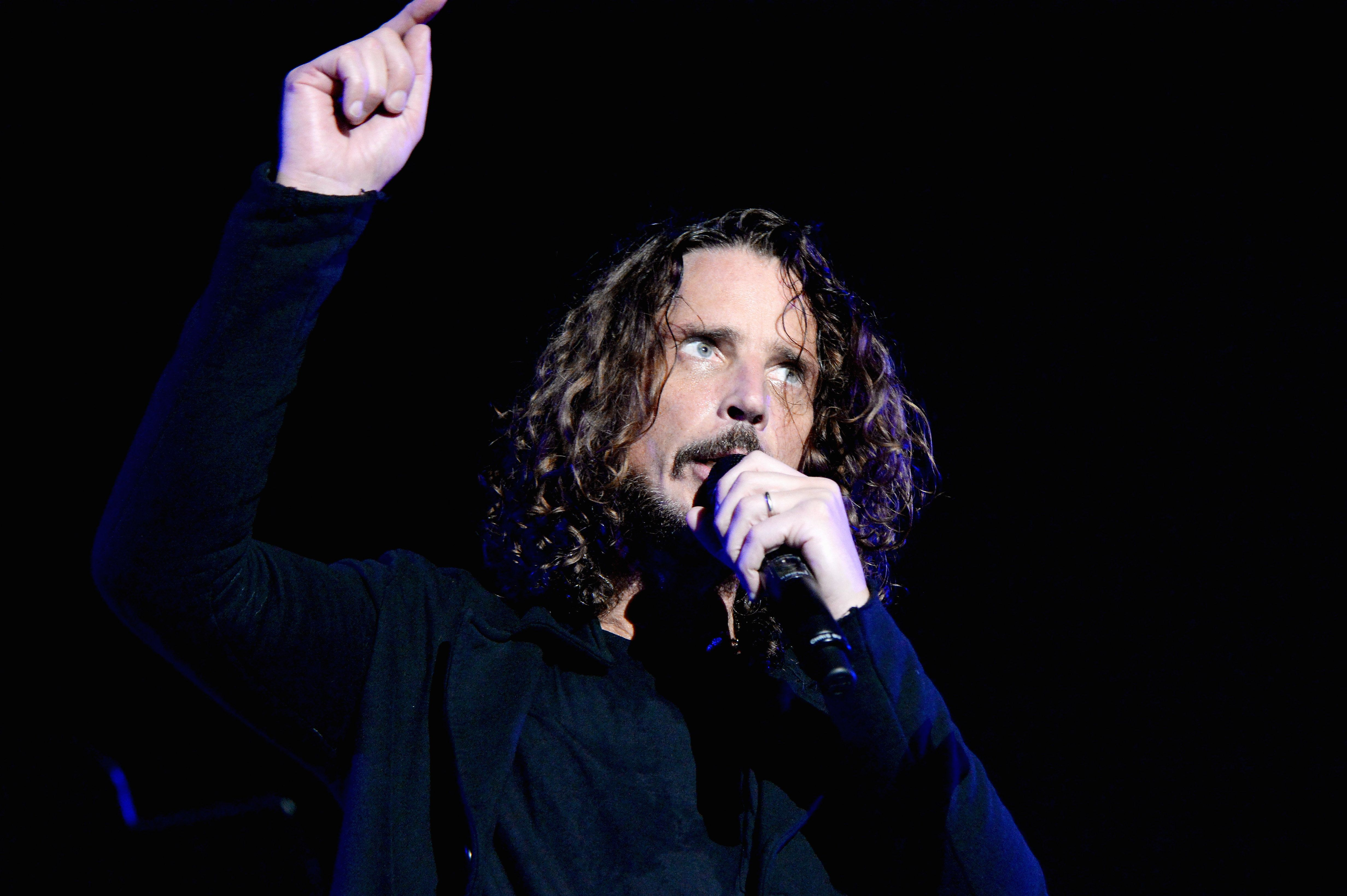 Police Say Chris Cornell's Death Is Being Investigated As Possible