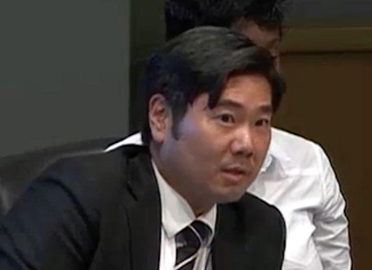 Miami Deputy City Attorney Barnaby Min