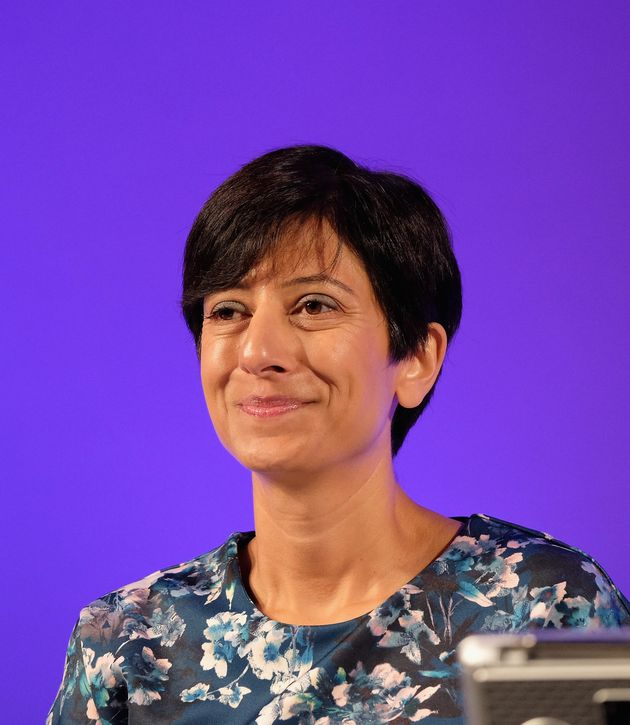 Katie Ghose, chief executive of the Electoral Reform Society, has likened the plans to using a 'sledgehammer...