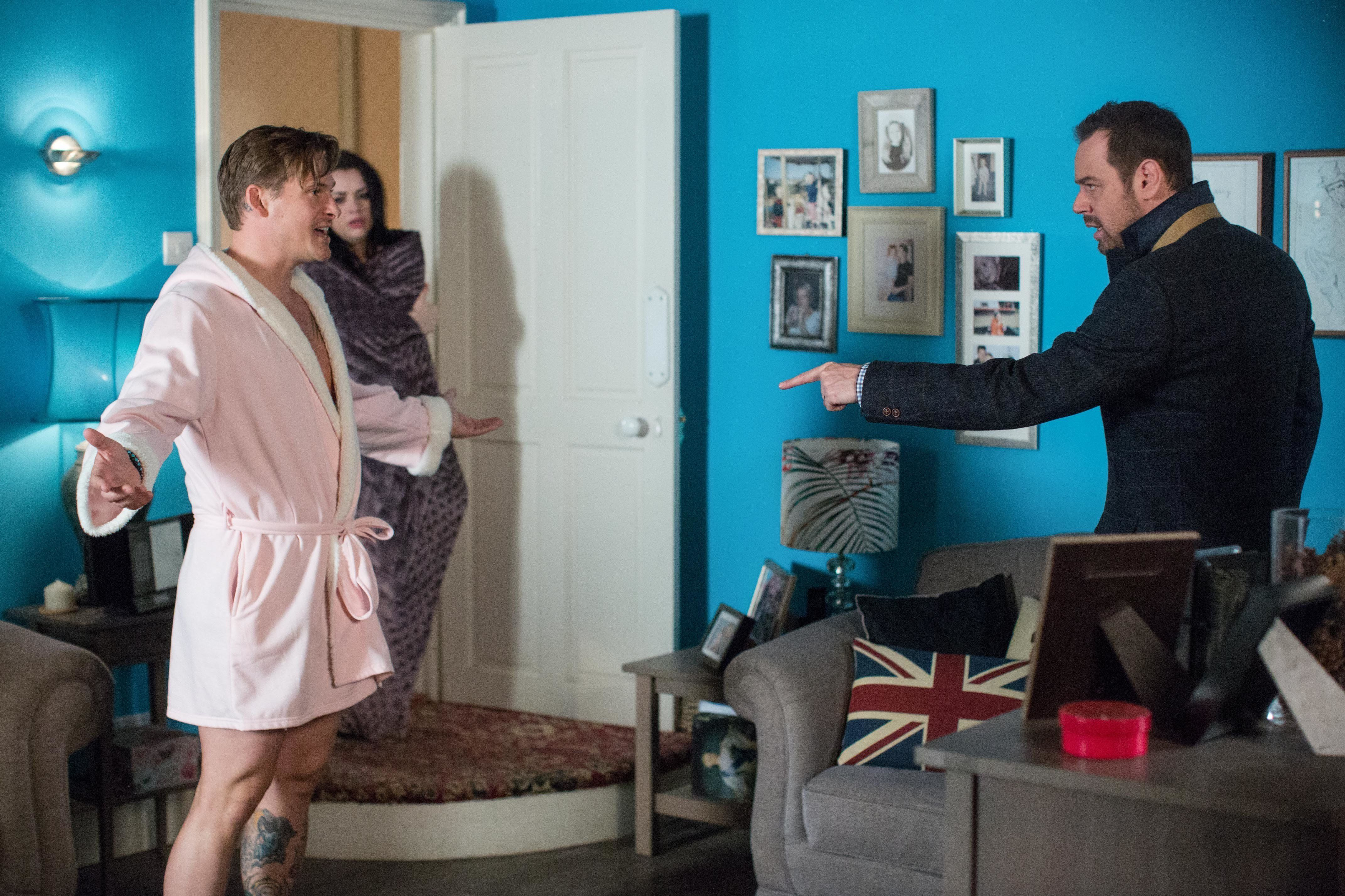'EastEnders' Mick Set For A Second Shock After Walford