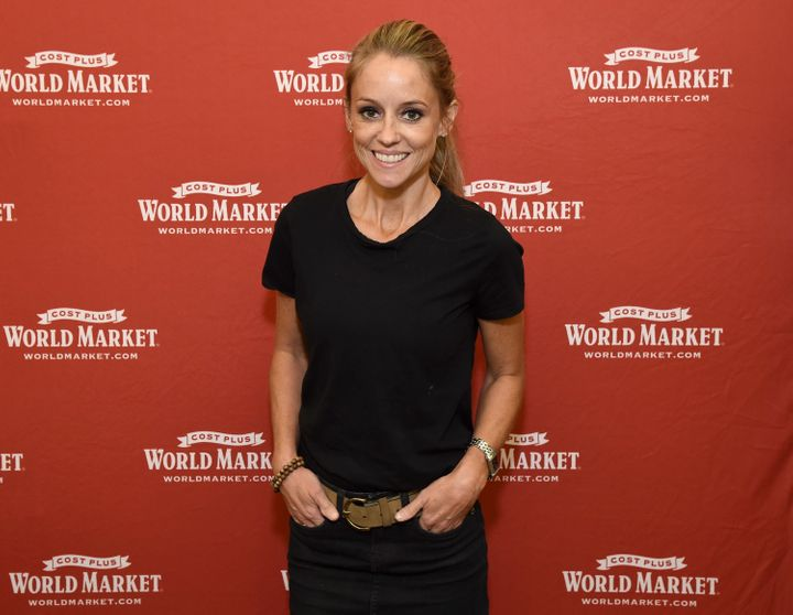 Nicole Curtis attends a book signing of her new memoir, 'Better Than New' on Nov. 5, 2016 in Los Angeles, California.