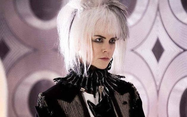 Here's Nicole Kidman As A Punk-Rock Alien In 'How To Talk To Girls At