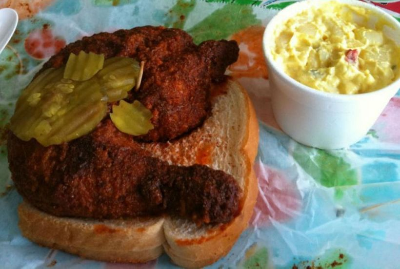 <strong>Prince&#39;s Hot Chicken Shack is a Nashville institution.</strong>