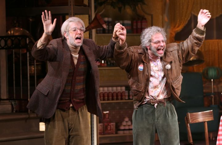 Nick Kroll And John Mulaney's 'Oh, Hello' Is The Perfect Netflix