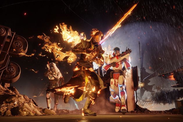 Destiny 2 Gameplay Trailer Unveiled: New Features, Release Date And