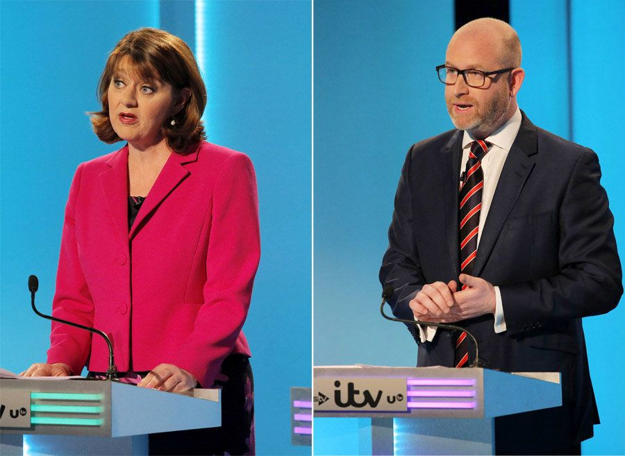 Paul Nuttall Kept Calling Leanne Wood 'Natalie' And No One Knows