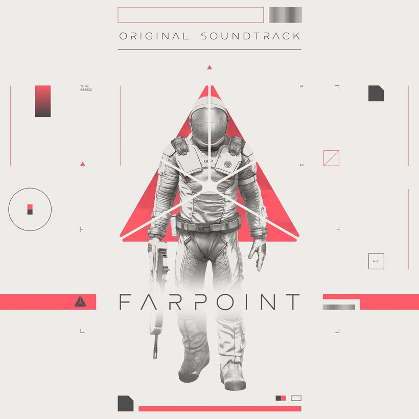 Artwork for the Farpoint soundtrack, now available on iTunes and other digital providers