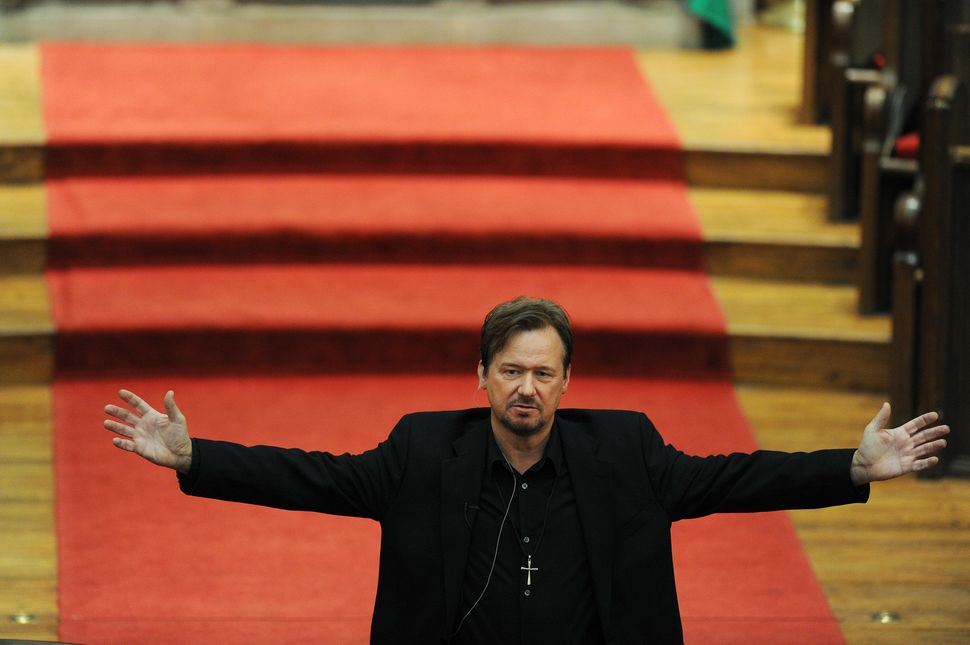 Rev. Frank Schaefer, a United Methodist Church minister, had his ministerial credentials revoked in 2013 after he presided ov