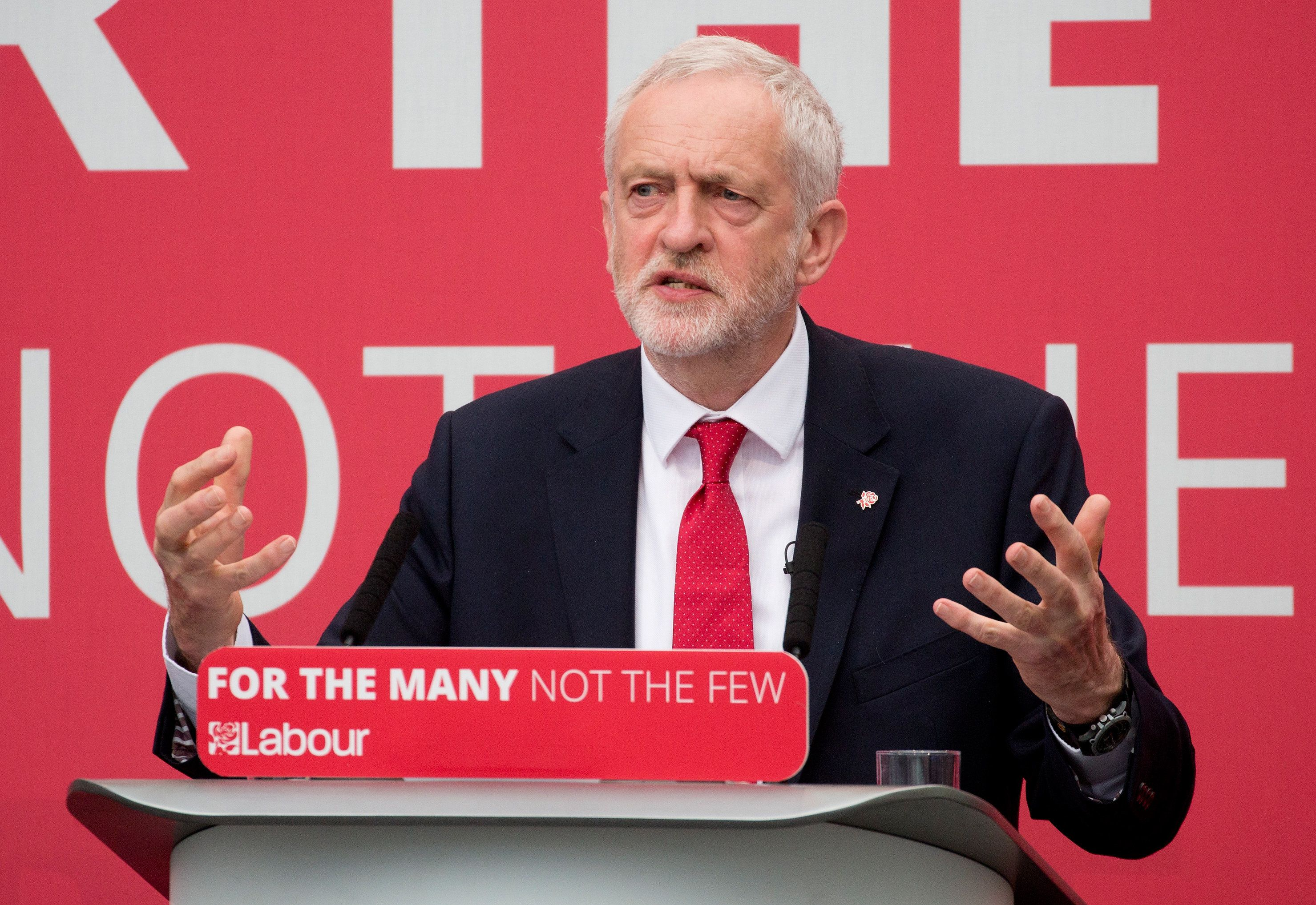 Newspaper Hostility To Jeremy Corbyn Exposed In Audit Of Election