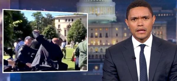 Trevor Noah: So Many Screw-Ups, So Little Time To Cover Them All