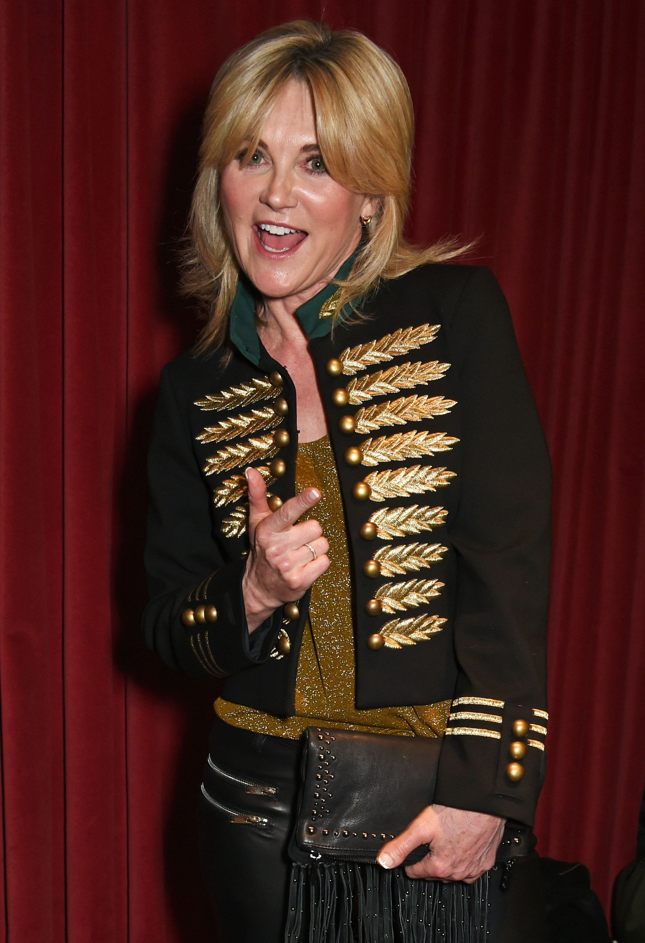 Anthea Turner's Comments About Having Sex In Your 50s Are Utterly