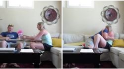 Creative Pregnancy Announcement: Dad's Tearful Reaction To Baby News Will Give You