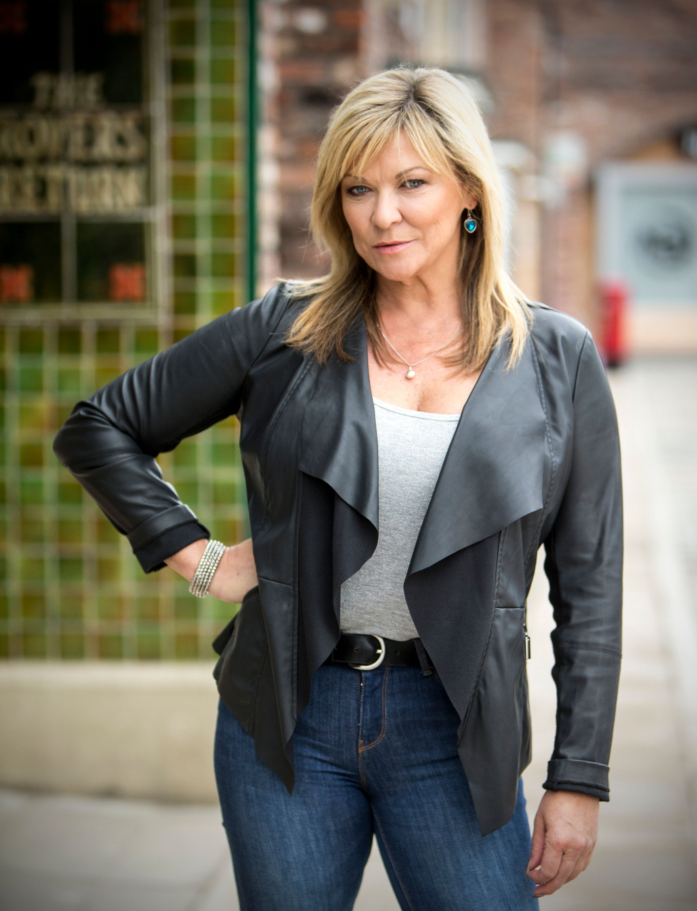 Claire King in 'Coronation
