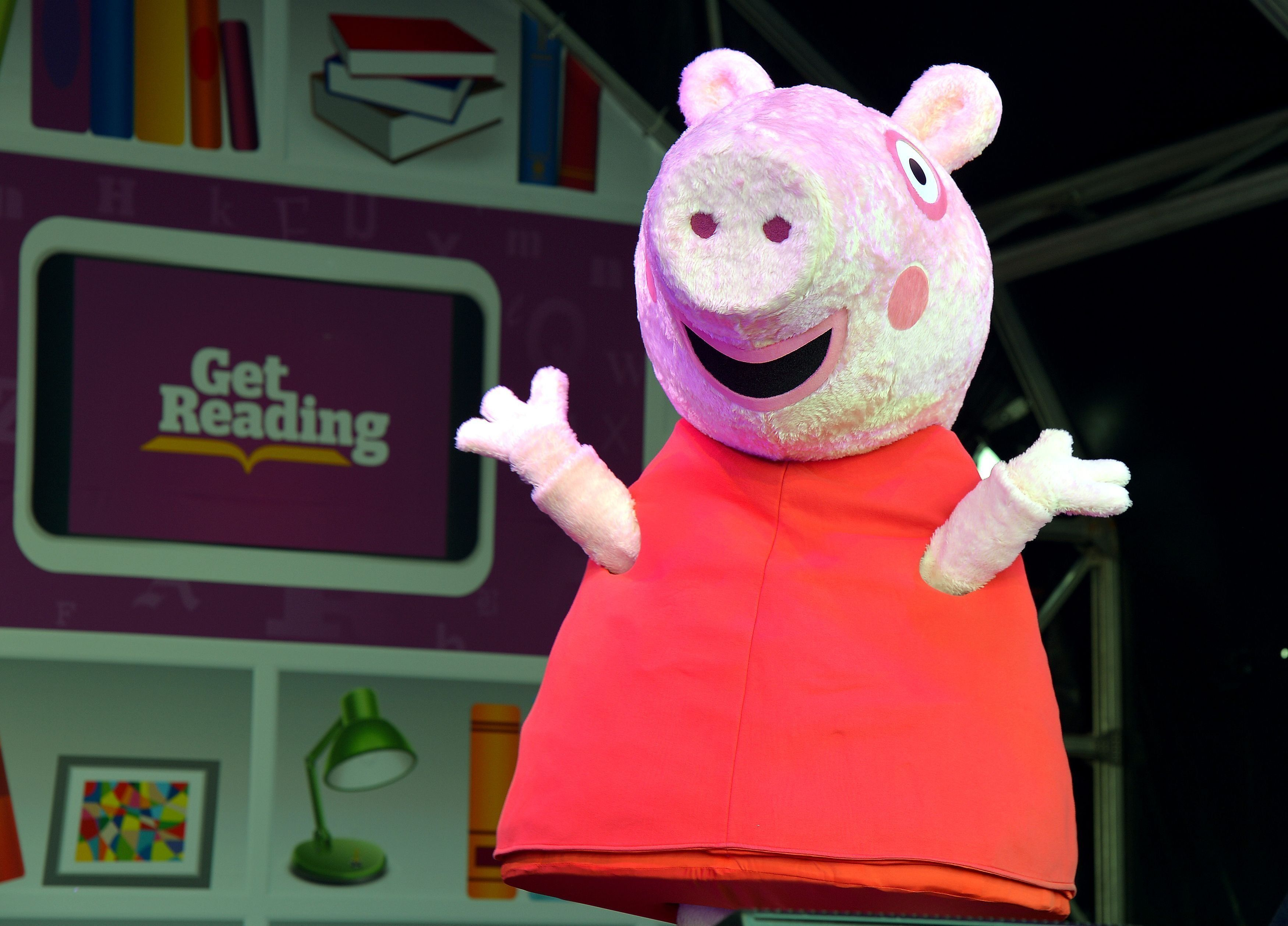 Young voters are more able to identify Peppa Pig than any of the major party