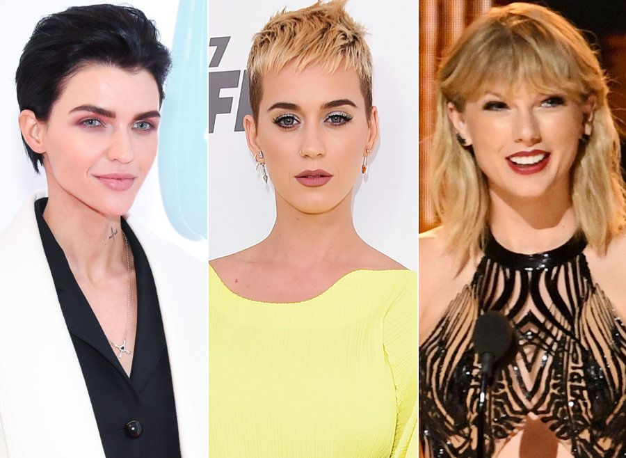 Ruby Rose Slams Katy Perry's New Track, As Fans Speculate Over Whether It's A Taylor Swift Diss