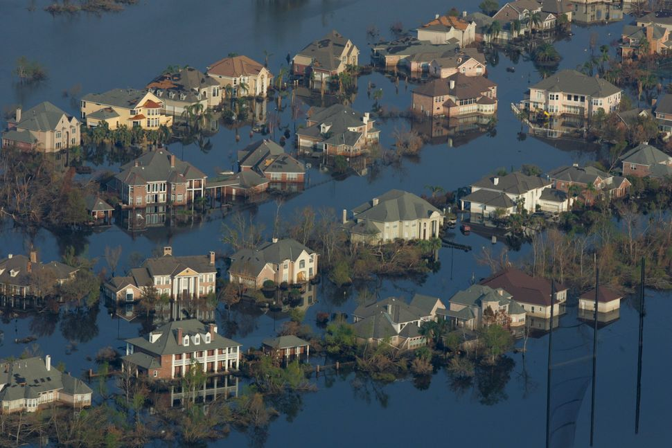 Rising sea levels could threaten the homes of millions of people in coastal states around the nation by 2100. Remem