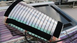 These Printed Solar Panels Are Actually
