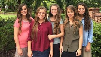 Jessa Seewald  Joy Duggar Jill Dillard  Jana Duggar who is not part of the suit and Jinger Duggar