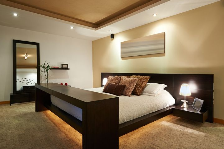 How To Give Your Bedroom A Polished Look Huffpost Life