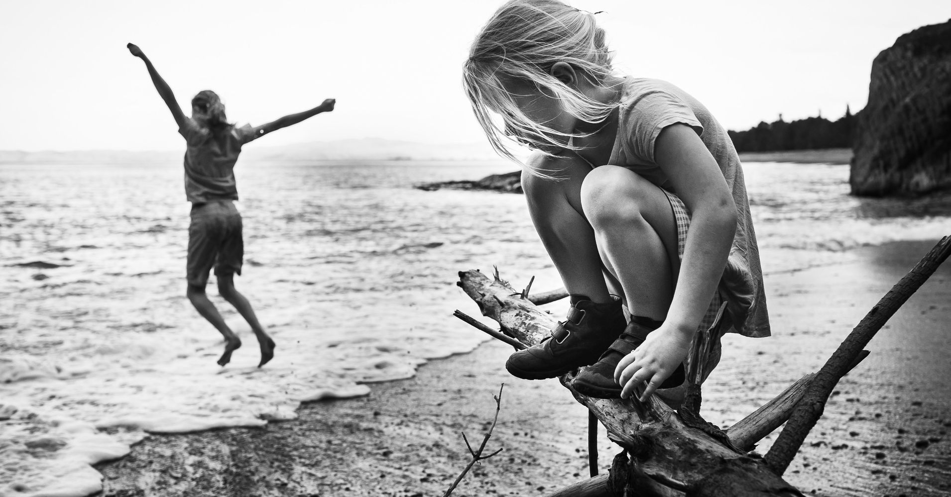 Photo Series Shows Kids Enjoying Childhood Without Technology