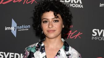 NEW YORK, NY - MAY 15:  Alia Shawkat attends the 'Paint It Black' New York premiere at The Museum of Modern Art on May 15, 2017 in New York City.  (Photo by Andrew Toth/Getty Images)