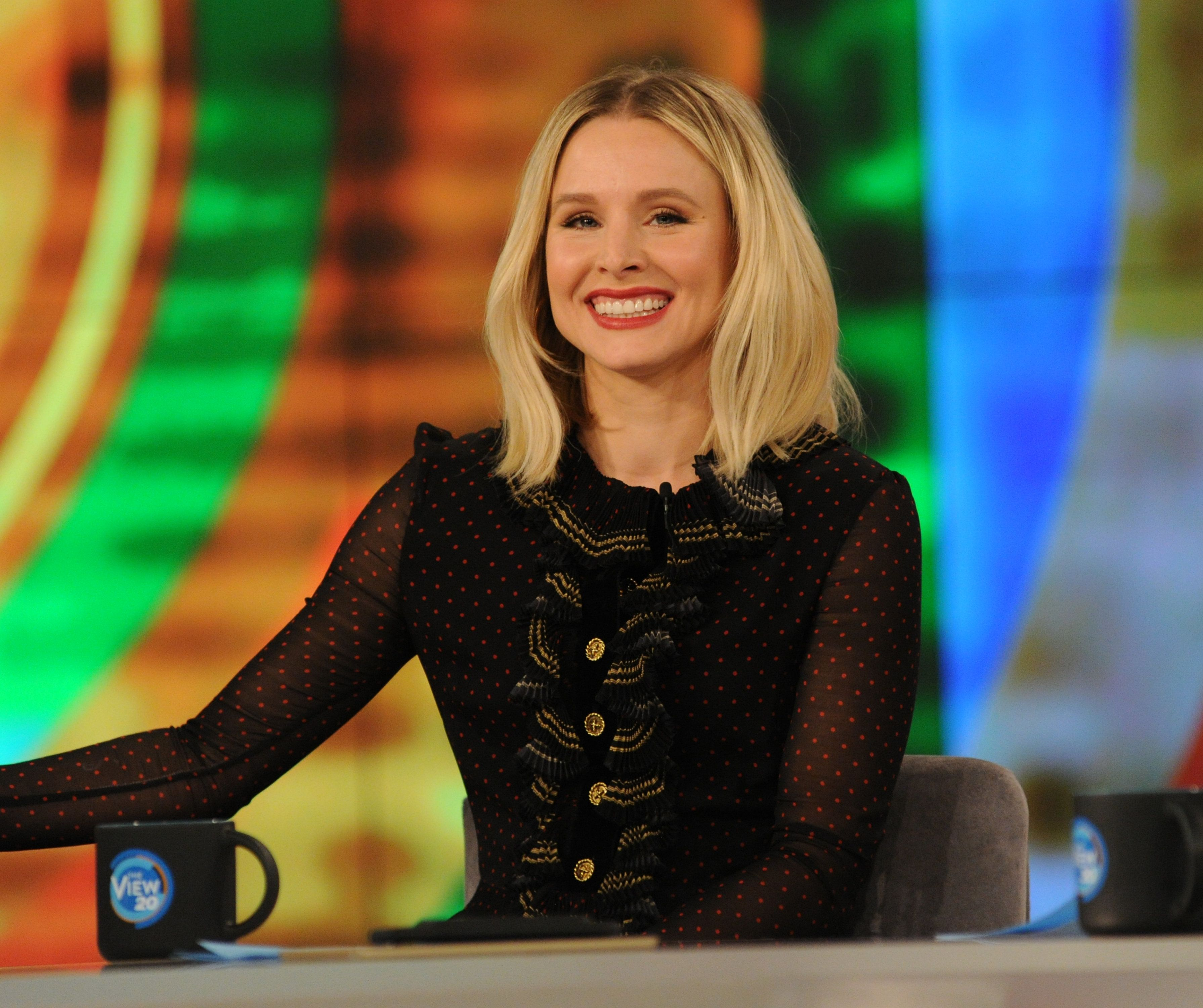 As a mom of two, Kristen Bell has a few tricks up her sleeve.