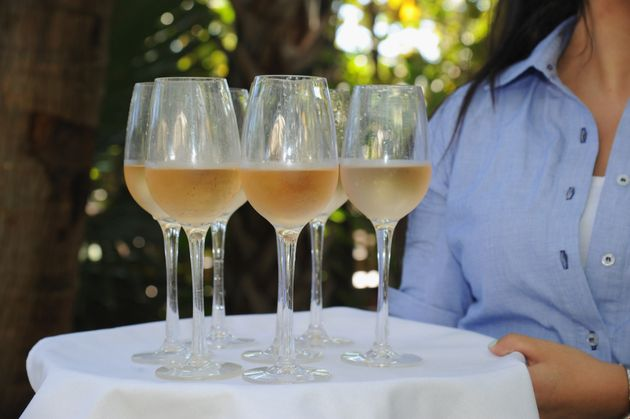 We've Been Pairing Our Rosé With The Entirely Wrong