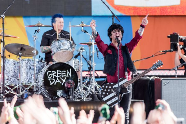 "Do you have the time to catch Billie Joe & co. at <a href=""https://www.livenation.com/artists/49881/green-day"" target=""_b"