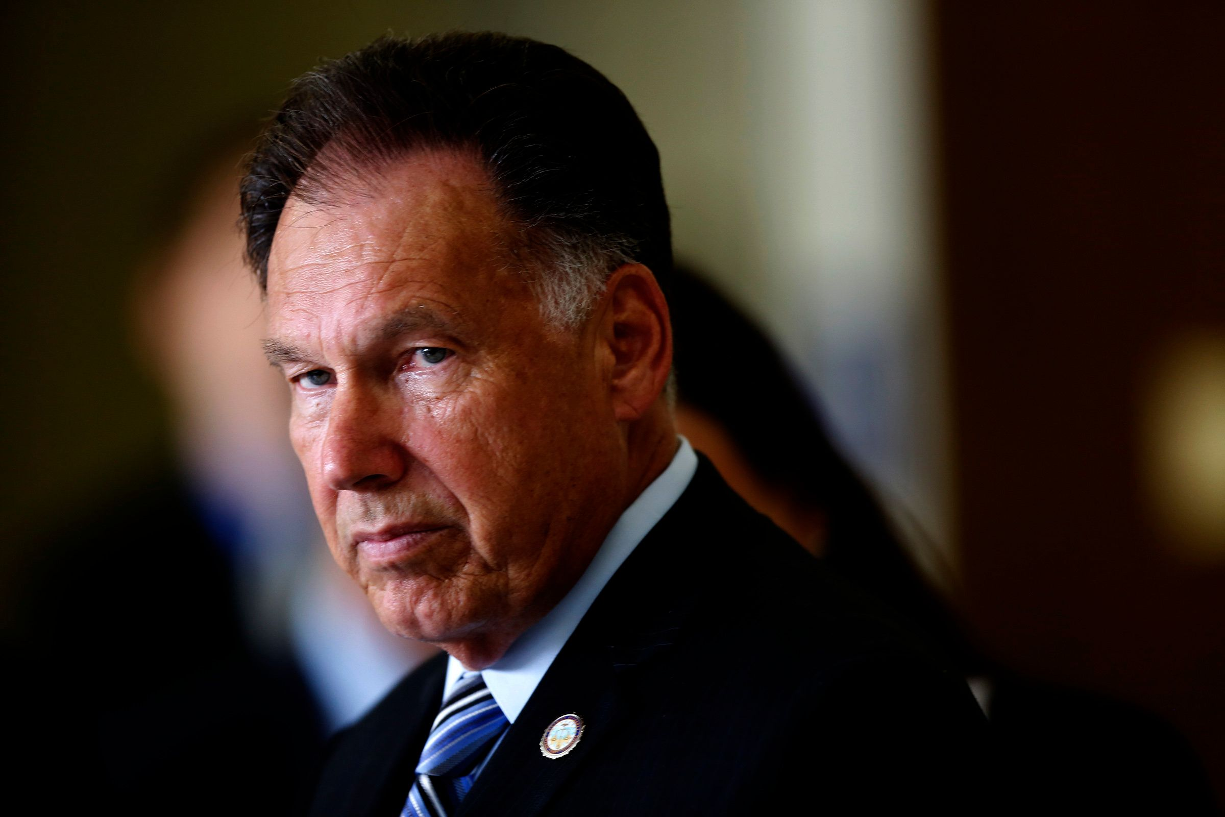 "Orange County District Attorney Tony Rackauckas spoke to CBS' ""60 Minutes"" about the use of jailhouse informants in a segment"