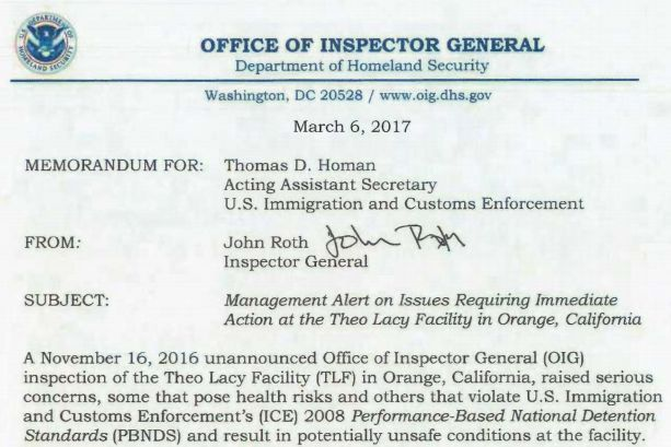 Originally published by the Office of Inspector General (2017).