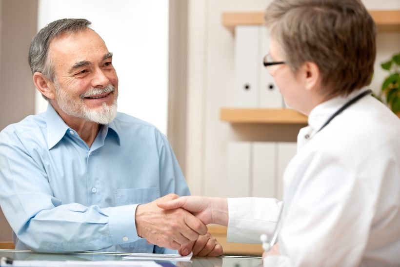 A doctor's visit made easier with interoperability.