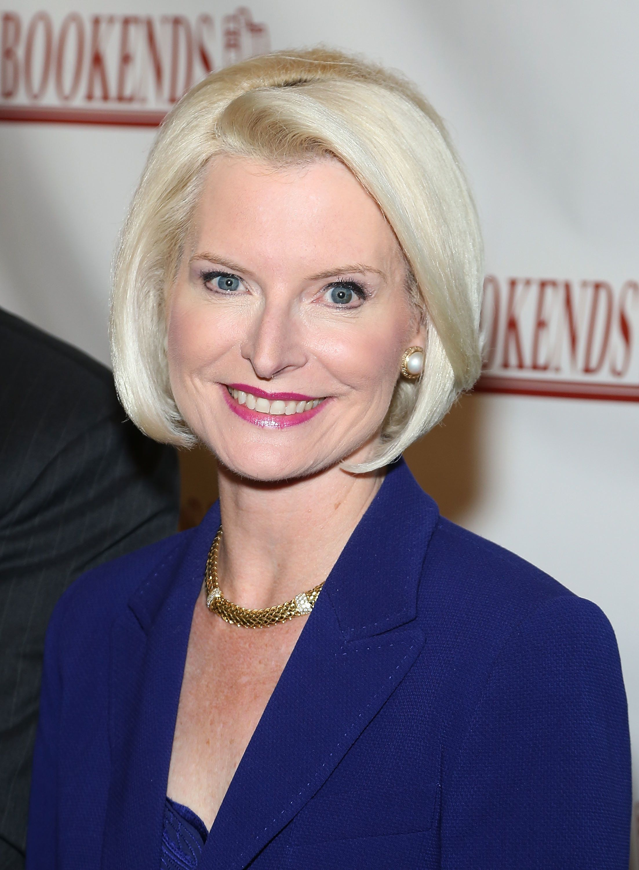 RIDGEWOOD, NJ - OCTOBER 12:  Callista Gingrich signs copies of the book 'Treason & Hail To The Chief at Bookends Bookstore on October 12, 2016 in Ridgewood, New Jersey.  (Photo by Manny Carabel/Getty Images)