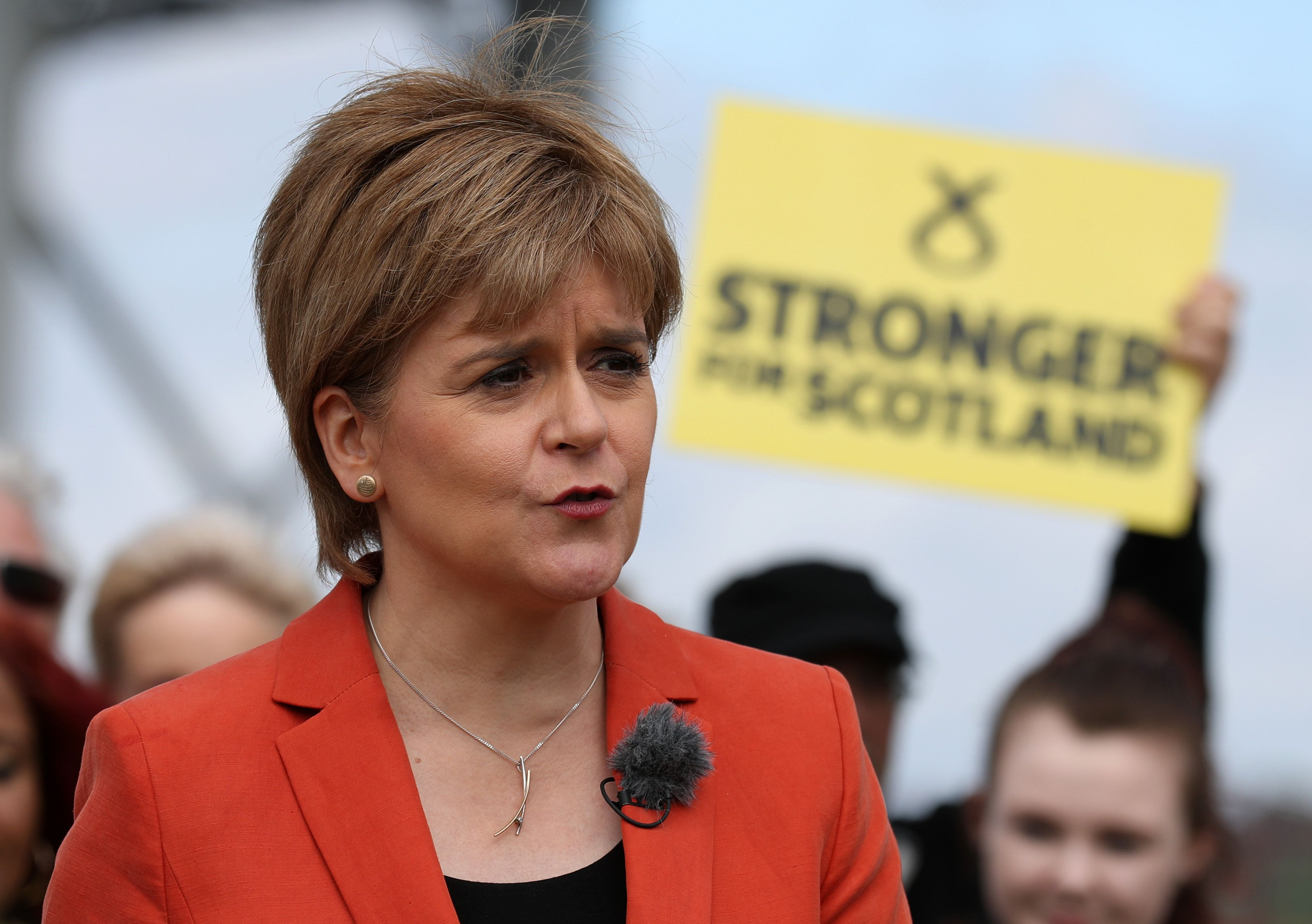 Sturgeon Says Conservatives 'Cannot Be Trusted To Care For Our Older