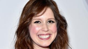 NEW YORK, NY - APRIL 21:  Host Vanessa Bayer attends Variety's Power Of Women: New York at Cipriani Midtown on April 21, 2017 in New York City.  (Photo by Mike Coppola/Getty Images)