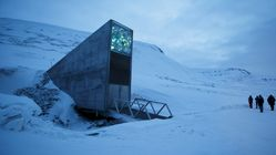 Arctic Doomsday Seed Vault Gets Doused By Climate